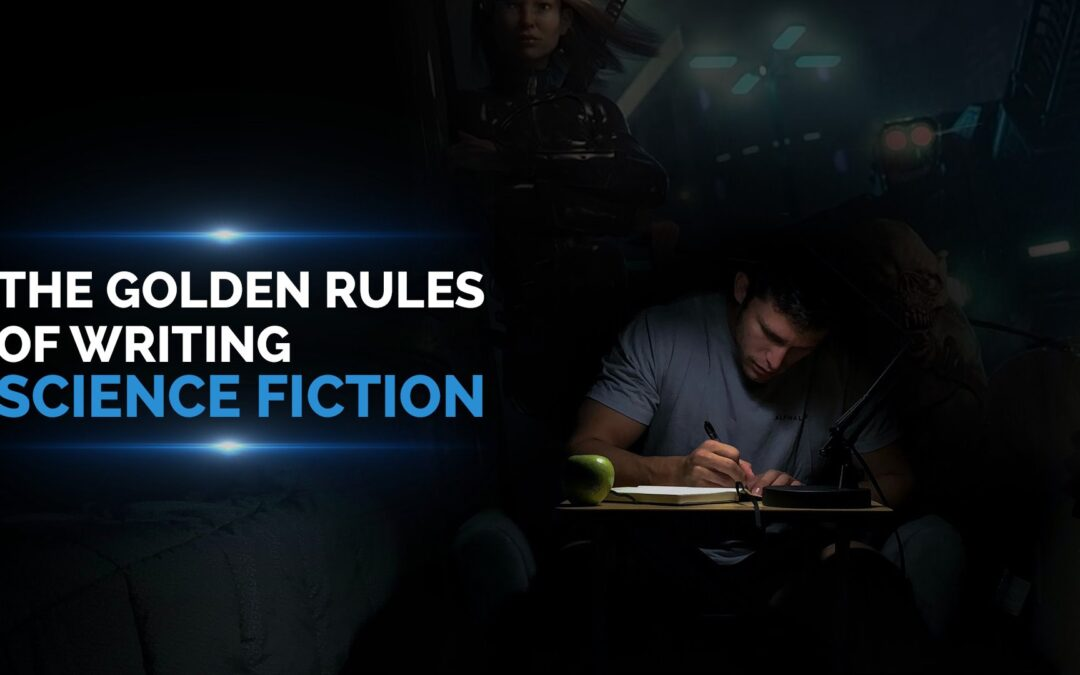 The Golden Rules of Writing Science Fiction